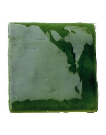 Płytki ceramiczne zielone...
