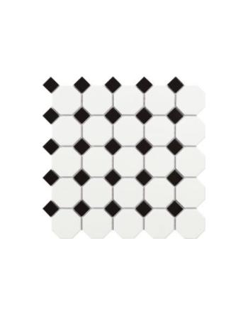 Płytki ceramiczne oktagony...